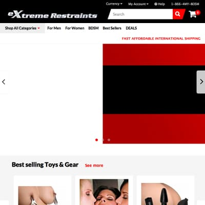 Premium Sex Machines Sex Toys Online | XXXConnect.com