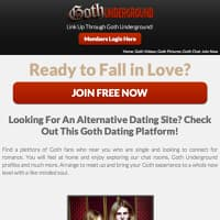 The Nastiest Goth Sex Cam Sites Online - XXXConnect.com